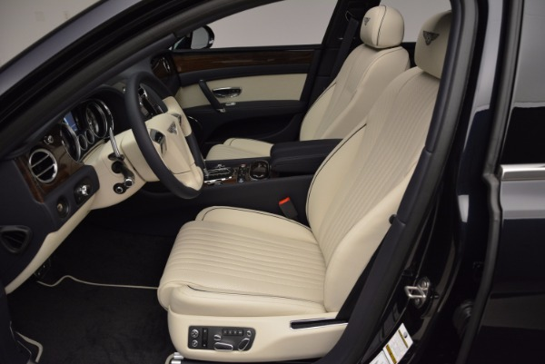 New 2017 Bentley Flying Spur V8 for sale Sold at Aston Martin of Greenwich in Greenwich CT 06830 18