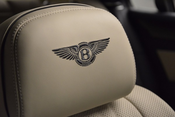 New 2017 Bentley Flying Spur V8 for sale Sold at Aston Martin of Greenwich in Greenwich CT 06830 20