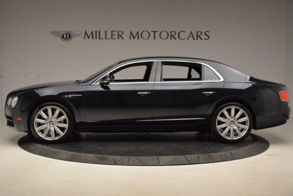 New 2017 Bentley Flying Spur V8 for sale Sold at Aston Martin of Greenwich in Greenwich CT 06830 3