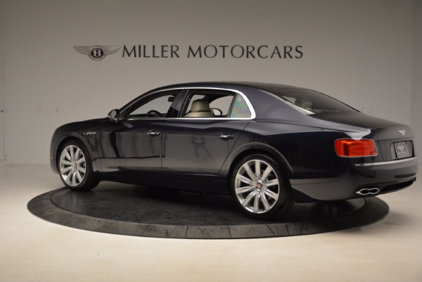 New 2017 Bentley Flying Spur V8 for sale Sold at Aston Martin of Greenwich in Greenwich CT 06830 4