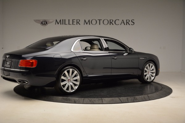 New 2017 Bentley Flying Spur V8 for sale Sold at Aston Martin of Greenwich in Greenwich CT 06830 8