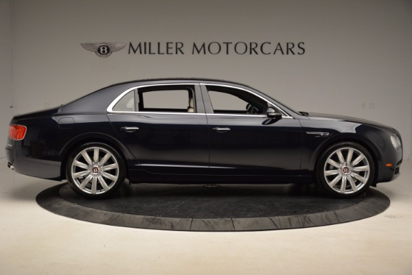 New 2017 Bentley Flying Spur V8 for sale Sold at Aston Martin of Greenwich in Greenwich CT 06830 9