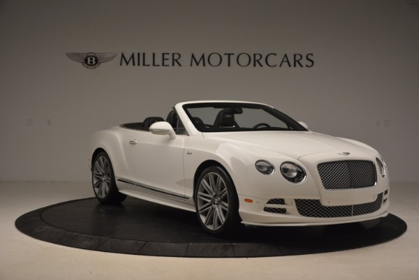 Used 2015 Bentley Continental GT Speed for sale Sold at Aston Martin of Greenwich in Greenwich CT 06830 11