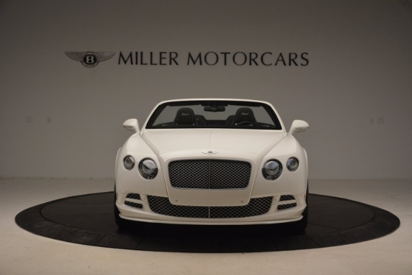 Used 2015 Bentley Continental GT Speed for sale Sold at Aston Martin of Greenwich in Greenwich CT 06830 12