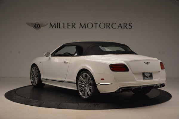 Used 2015 Bentley Continental GT Speed for sale Sold at Aston Martin of Greenwich in Greenwich CT 06830 16
