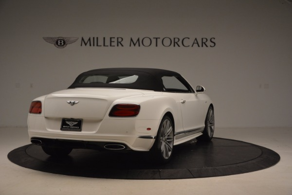 Used 2015 Bentley Continental GT Speed for sale Sold at Aston Martin of Greenwich in Greenwich CT 06830 19