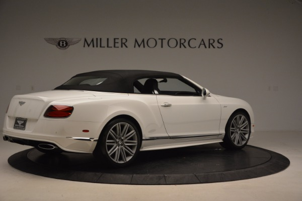 Used 2015 Bentley Continental GT Speed for sale Sold at Aston Martin of Greenwich in Greenwich CT 06830 20