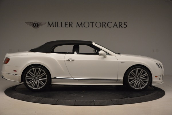 Used 2015 Bentley Continental GT Speed for sale Sold at Aston Martin of Greenwich in Greenwich CT 06830 21