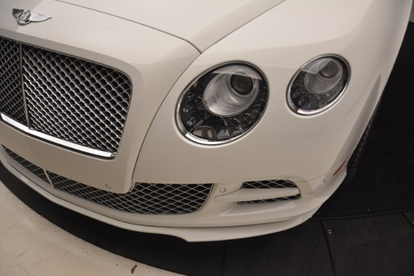 Used 2015 Bentley Continental GT Speed for sale Sold at Aston Martin of Greenwich in Greenwich CT 06830 26