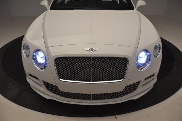 Used 2015 Bentley Continental GT Speed for sale Sold at Aston Martin of Greenwich in Greenwich CT 06830 27