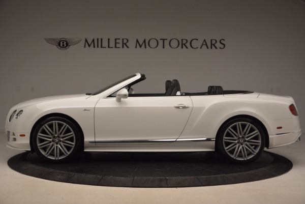 Used 2015 Bentley Continental GT Speed for sale Sold at Aston Martin of Greenwich in Greenwich CT 06830 3
