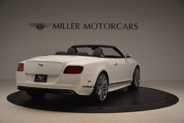 Used 2015 Bentley Continental GT Speed for sale Sold at Aston Martin of Greenwich in Greenwich CT 06830 7