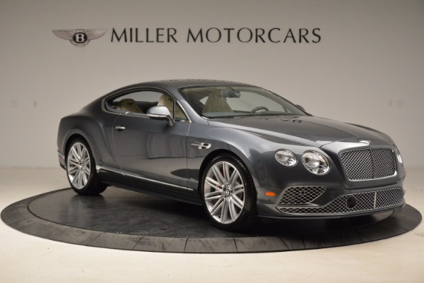 New 2017 Bentley Continental GT Speed for sale Sold at Aston Martin of Greenwich in Greenwich CT 06830 11
