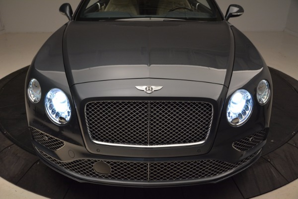 New 2017 Bentley Continental GT Speed for sale Sold at Aston Martin of Greenwich in Greenwich CT 06830 14