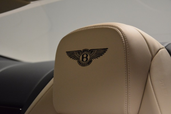 New 2017 Bentley Continental GT Speed for sale Sold at Aston Martin of Greenwich in Greenwich CT 06830 22
