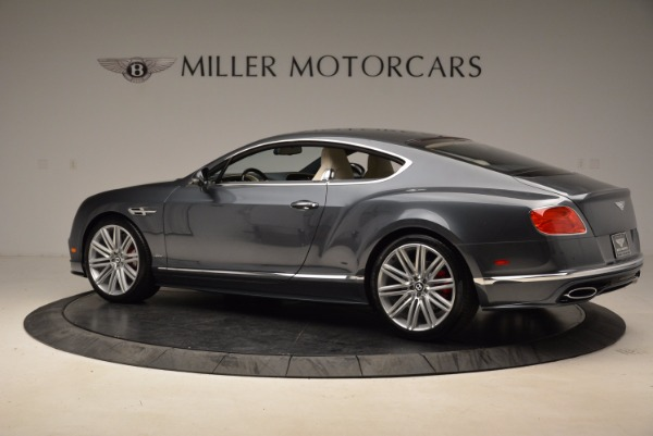 New 2017 Bentley Continental GT Speed for sale Sold at Aston Martin of Greenwich in Greenwich CT 06830 4
