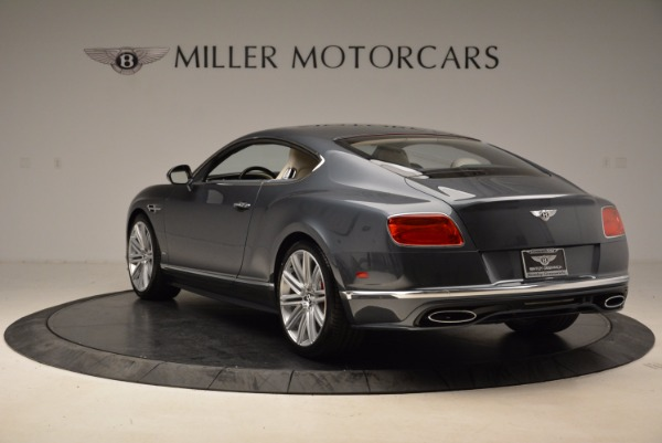 New 2017 Bentley Continental GT Speed for sale Sold at Aston Martin of Greenwich in Greenwich CT 06830 5