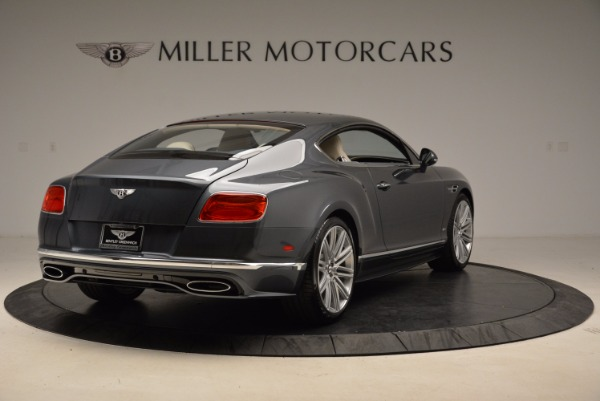 New 2017 Bentley Continental GT Speed for sale Sold at Aston Martin of Greenwich in Greenwich CT 06830 7