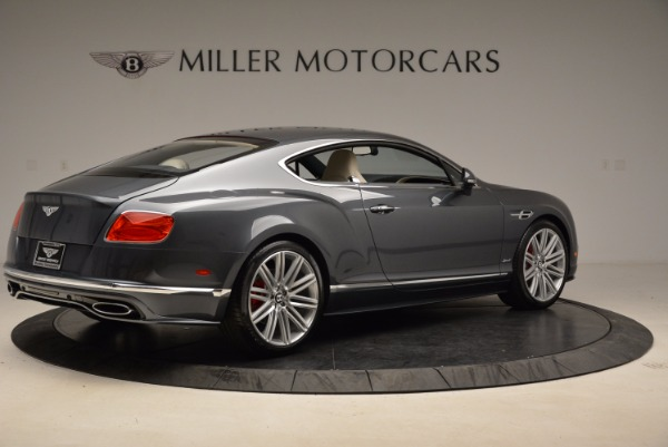 New 2017 Bentley Continental GT Speed for sale Sold at Aston Martin of Greenwich in Greenwich CT 06830 8