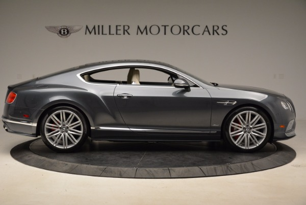 New 2017 Bentley Continental GT Speed for sale Sold at Aston Martin of Greenwich in Greenwich CT 06830 9