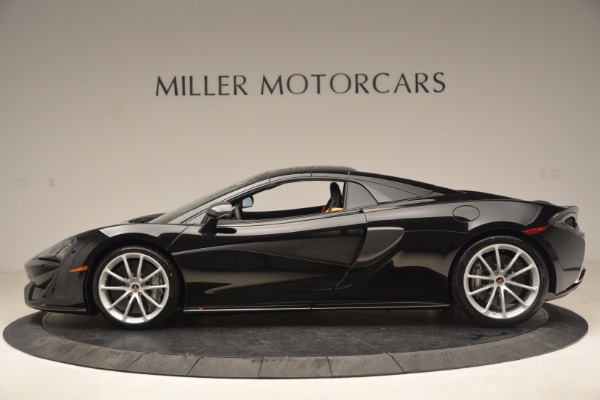 Used 2018 McLaren 570S Spider for sale Sold at Aston Martin of Greenwich in Greenwich CT 06830 14