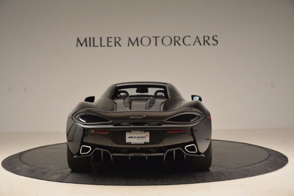 Used 2018 McLaren 570S Spider for sale Sold at Aston Martin of Greenwich in Greenwich CT 06830 16