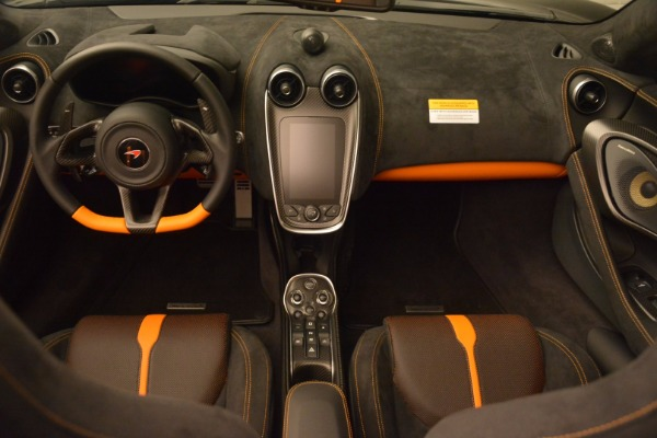 Used 2018 McLaren 570S Spider for sale Sold at Aston Martin of Greenwich in Greenwich CT 06830 24
