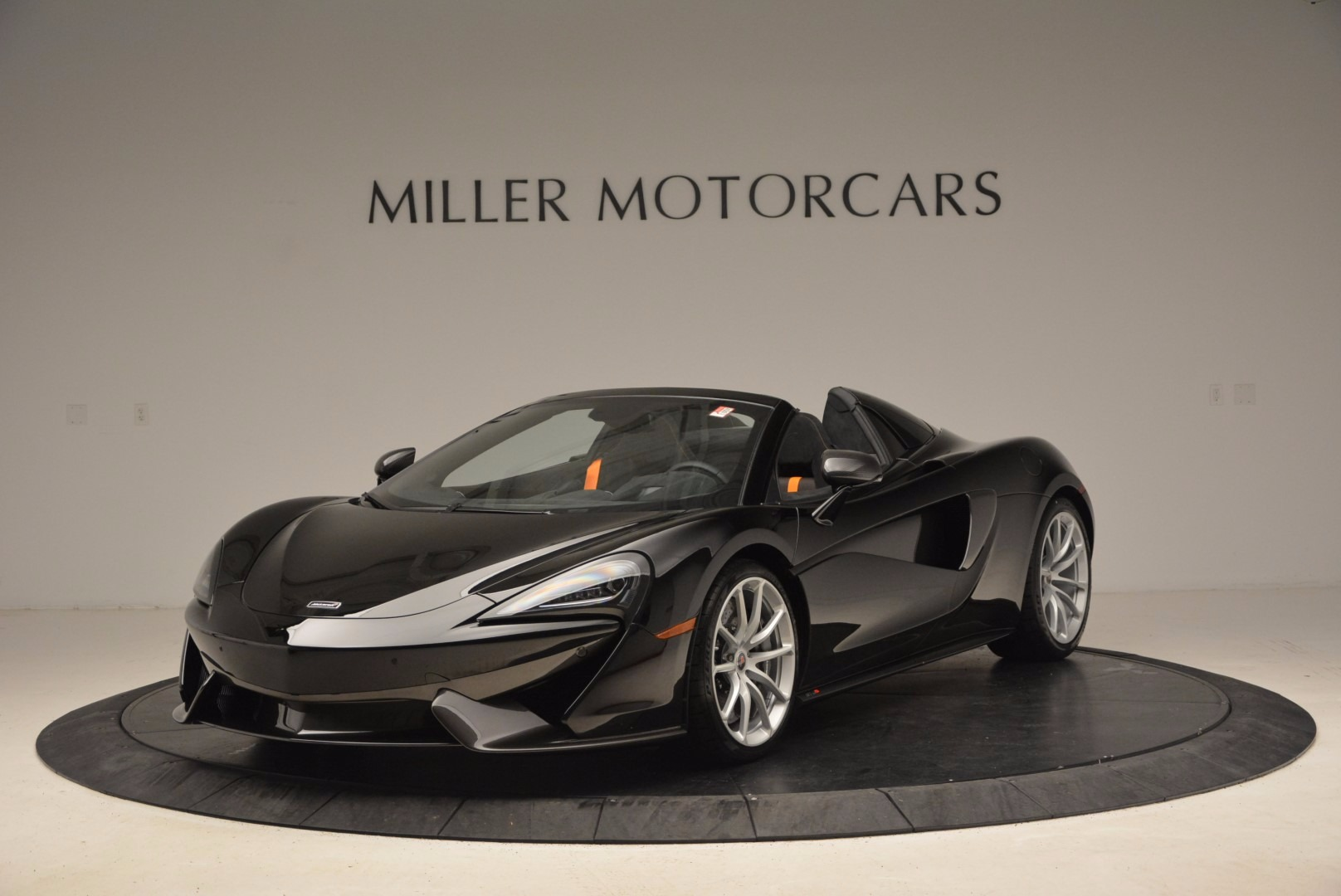 Used 2018 McLaren 570S Spider for sale Sold at Aston Martin of Greenwich in Greenwich CT 06830 1