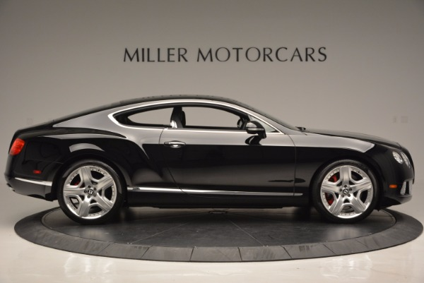 Used 2012 Bentley Continental GT W12 for sale Sold at Aston Martin of Greenwich in Greenwich CT 06830 7
