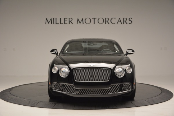 Used 2012 Bentley Continental GT W12 for sale Sold at Aston Martin of Greenwich in Greenwich CT 06830 9
