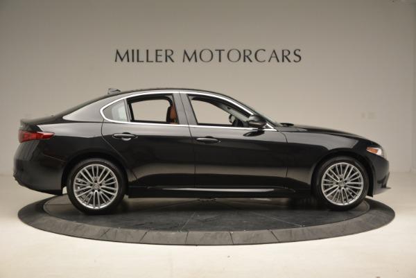 New 2018 Alfa Romeo Giulia Ti Lusso Q4 for sale Sold at Aston Martin of Greenwich in Greenwich CT 06830 10
