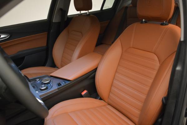 New 2018 Alfa Romeo Giulia Ti Lusso Q4 for sale Sold at Aston Martin of Greenwich in Greenwich CT 06830 16