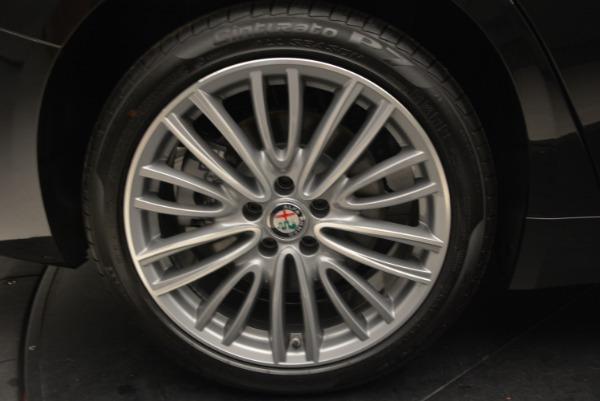 New 2018 Alfa Romeo Giulia Ti Lusso Q4 for sale Sold at Aston Martin of Greenwich in Greenwich CT 06830 27