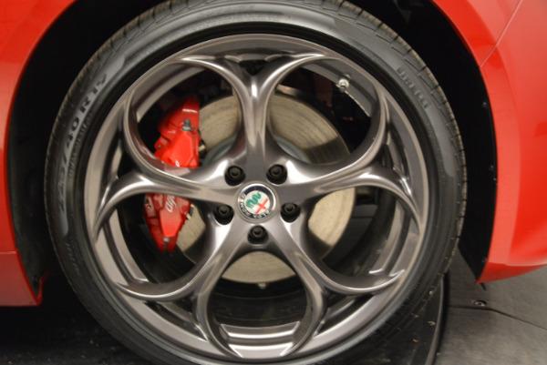 New 2018 Alfa Romeo Giulia Ti Sport Q4 for sale Sold at Aston Martin of Greenwich in Greenwich CT 06830 25