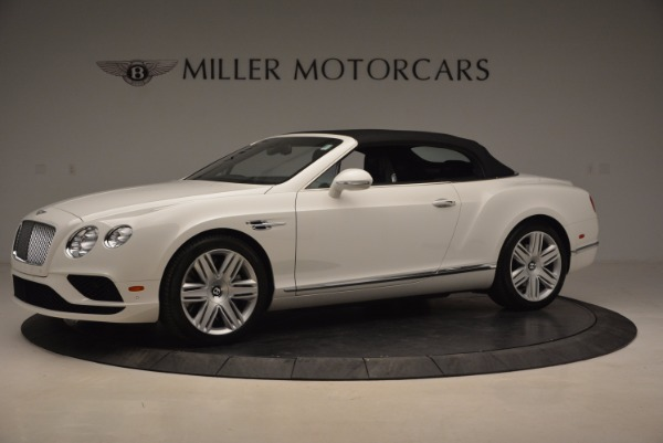 Used 2016 Bentley Continental GT V8 for sale Sold at Aston Martin of Greenwich in Greenwich CT 06830 14