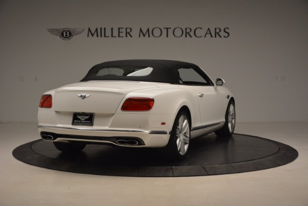 Used 2016 Bentley Continental GT V8 for sale Sold at Aston Martin of Greenwich in Greenwich CT 06830 19