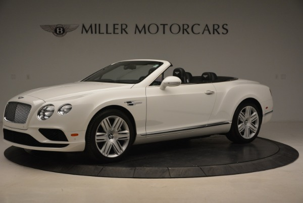 Used 2016 Bentley Continental GT V8 for sale Sold at Aston Martin of Greenwich in Greenwich CT 06830 2