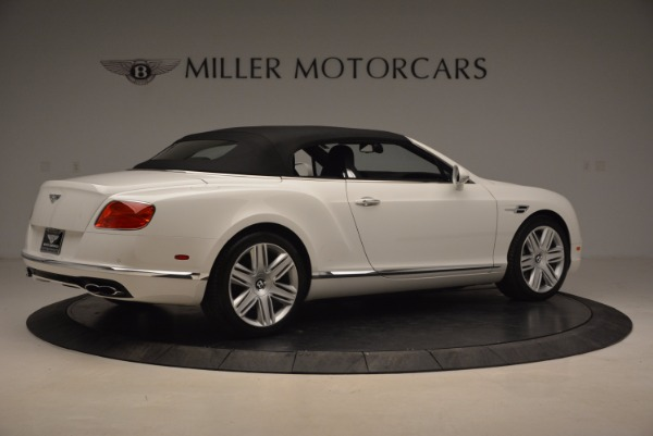 Used 2016 Bentley Continental GT V8 for sale Sold at Aston Martin of Greenwich in Greenwich CT 06830 20