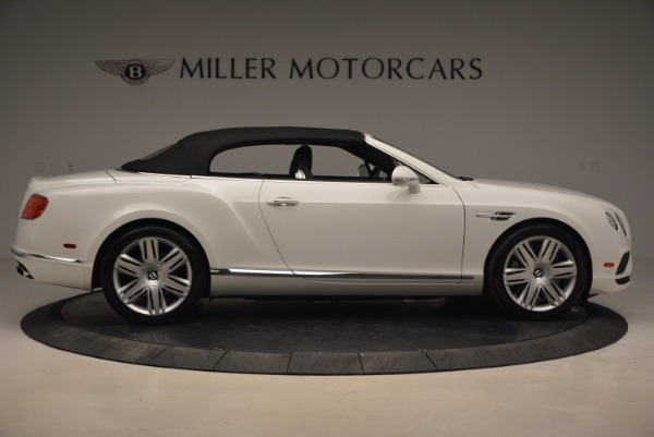Used 2016 Bentley Continental GT V8 for sale Sold at Aston Martin of Greenwich in Greenwich CT 06830 21