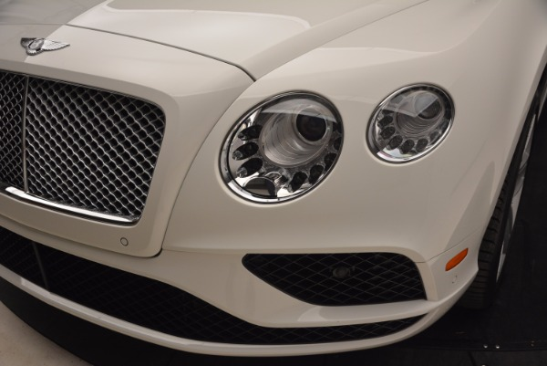 Used 2016 Bentley Continental GT V8 for sale Sold at Aston Martin of Greenwich in Greenwich CT 06830 26