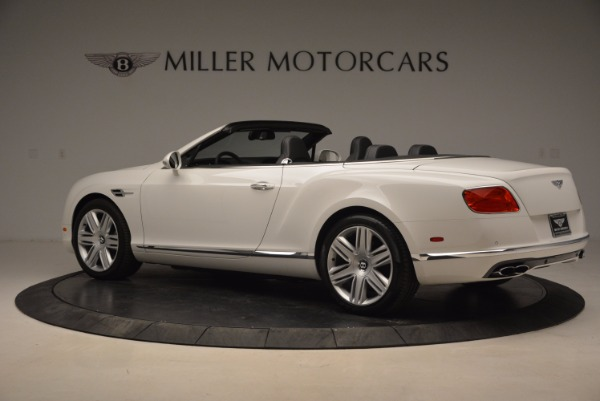 Used 2016 Bentley Continental GT V8 for sale Sold at Aston Martin of Greenwich in Greenwich CT 06830 4
