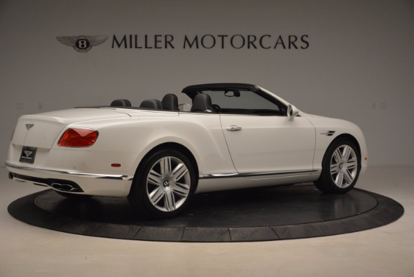 Used 2016 Bentley Continental GT V8 for sale Sold at Aston Martin of Greenwich in Greenwich CT 06830 8