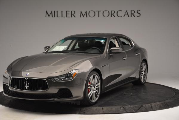 New 2016 Maserati Ghibli S Q4 for sale Sold at Aston Martin of Greenwich in Greenwich CT 06830 1