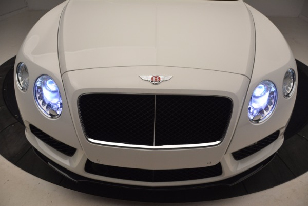 Used 2014 Bentley Continental GT V8 S for sale Sold at Aston Martin of Greenwich in Greenwich CT 06830 14