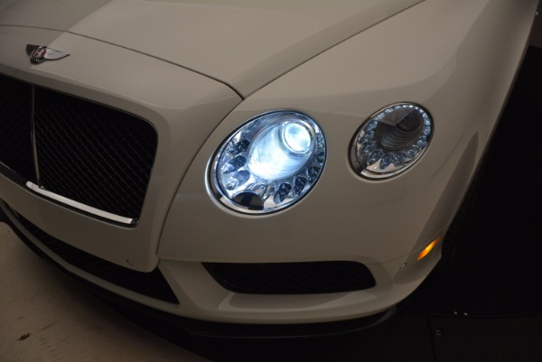 Used 2014 Bentley Continental GT V8 S for sale Sold at Aston Martin of Greenwich in Greenwich CT 06830 16