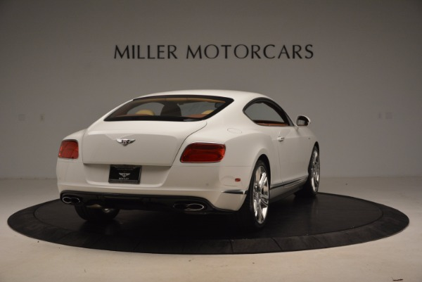 Used 2014 Bentley Continental GT V8 S for sale Sold at Aston Martin of Greenwich in Greenwich CT 06830 7