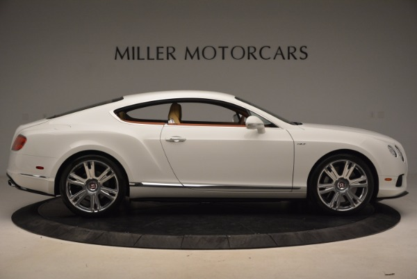 Used 2014 Bentley Continental GT V8 S for sale Sold at Aston Martin of Greenwich in Greenwich CT 06830 9