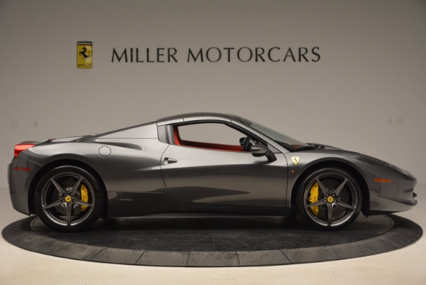Used 2014 Ferrari 458 Spider for sale Sold at Aston Martin of Greenwich in Greenwich CT 06830 21
