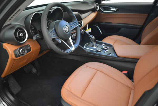 New 2018 Alfa Romeo Giulia Q4 for sale Sold at Aston Martin of Greenwich in Greenwich CT 06830 13