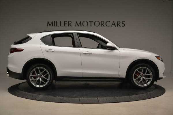 New 2018 Alfa Romeo Stelvio Sport Q4 for sale Sold at Aston Martin of Greenwich in Greenwich CT 06830 9